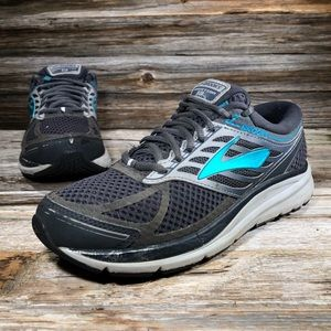 Brooks Addiction 13 Gray Running Shoes Women 7